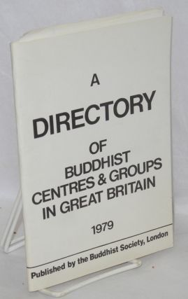 A directory of Buddhist centres and groups in Great Britain