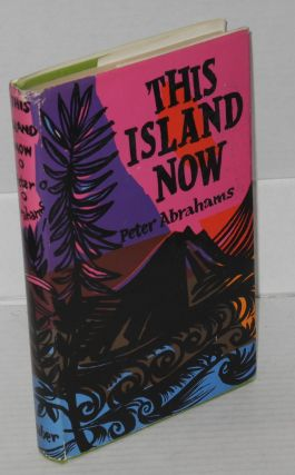 This island now . . Peter Abrahams