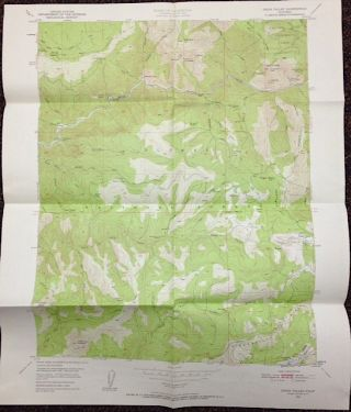 Onion Valley quadrangle, California: 7.5 minute series (topographic) [map