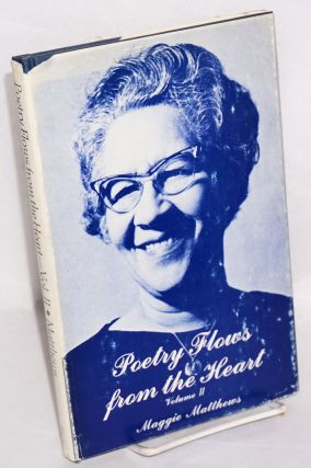 Poetry flows from the heart, volume 2