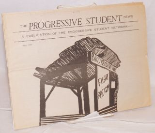 The Progressive Student News. May 1986