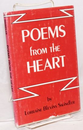 Poems from the heart. Lorraine Blevins Swindler