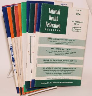 National Health Federation Bulletin [13 issues