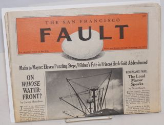 The San Francisco Fault; Yet Another Voice of the West. News and Events through September 28,...