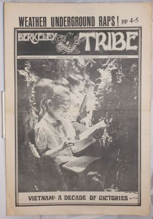 Berkeley Tribe: Vol. 2, No. 24 (#76), December 18-25, 1970. Red Mountain Tribe