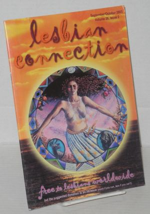 Lesbian Connection: for, by & about lesbians; vol. 26, #2, September/October 2003