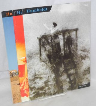 Humboldt: #123, 124 & 125 [three issue run