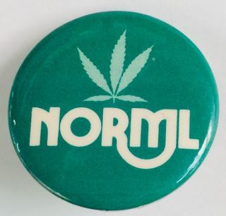 NORML [pinback button