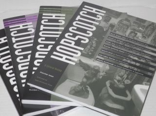 Hopscotch: a cultural review; preview issue & vol. 1, #s 1-4, vol. 2 #3 [six issue broken run]