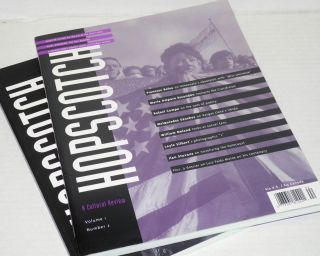 Hopscotch: a cultural review; preview issue, vol. 1, #s 1, 2 & 4, vol. 2 #3 [five issue broken run]