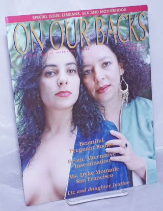 On Our Backs; entertainment for the adventurous lesbian vol. 10, #4, Mar/Apr 1994; Special Issue:...