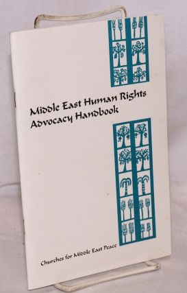 Middle East human rights advocacy handbook