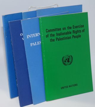 Committee on the Exercise of the Inalienable Rights of the Palestinian People, United Nations...