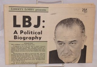 LBJ: A Political Biography second edition