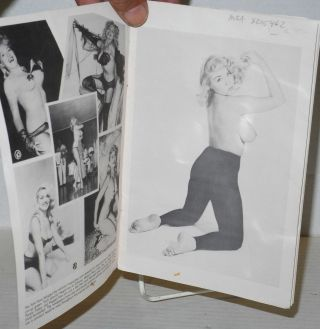 """Jennie Lee: the bazoom Girl 45 intimate glimpses of """"Miss 44 and Plenty More"""""""