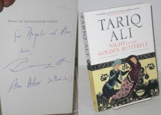 Night of the golden butterfly, a novel. Tariq Ali
