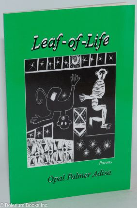 Leaf-of-life; poems. Opal Palmer Adisa