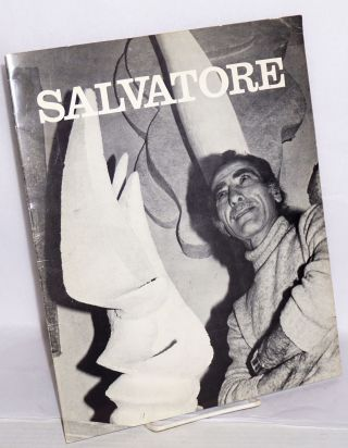 Salvatore [catalog of an exhibition]