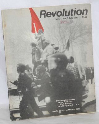 Revolution : organ of the Central Committee of the Revolutionary Communist Party (USA). Vol. 4, nos. 4 and 5 (April and May 1979)