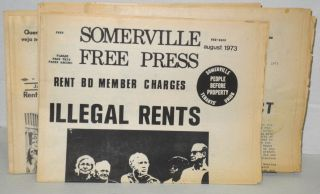 The Somerville Free Press [seven issues