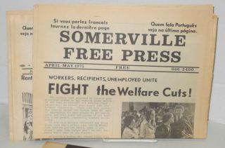 The Somerville Free Press [seven issues]