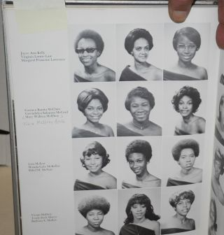 Reflections '71: dignity, femininity, pride Spelman College 1971 yearbook