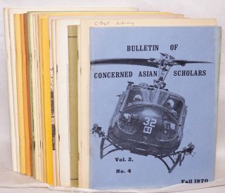 Bulletin of Concerned Asian Scholars [24 issues]