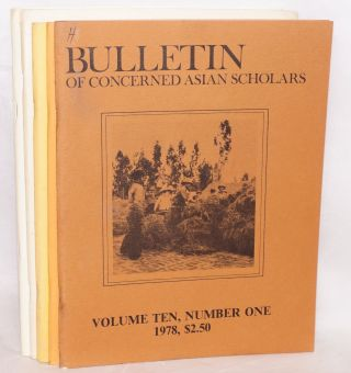 Bulletin of Concerned Asian Scholars [19 issues]