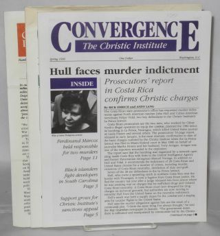 Convergence (5 issues) 1987-1991