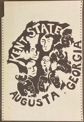 Kent State / Augusta Geogia [poster