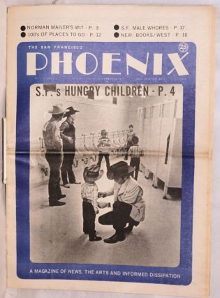 The San Francisco Phoenix: a magazine of news, the arts and informed dissipation; vol. 1, #6, for...
