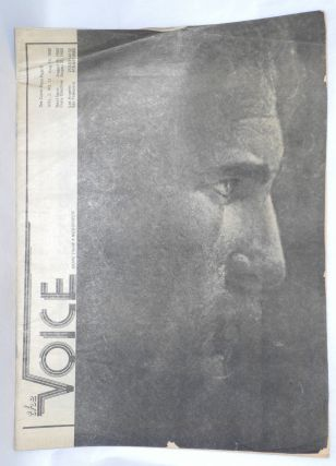 The Voice: more than a newspaper; vol. 2, #17, August 15, 1980. Paul D. Hardman, Quentin Kopp E....