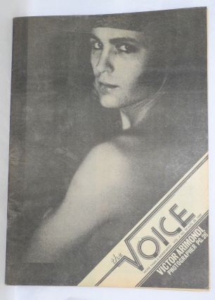 The Voice: more than a newspaper; vol. 2, #18, August 29, 1980. Paul D. Hardman, Quentin Kopp E....