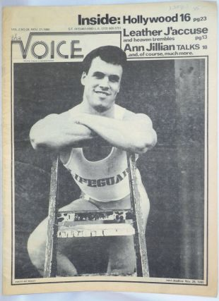 The voice: more than a newspaper; vol. 2, #24, Nov. 21, 1980. Paul D. Hardman, Quentin Kopp...