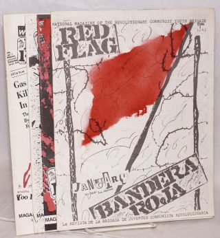 Red Flag / Bandera Roja [four issues]