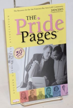 The GGBA The Pride pages: the resource for the San Francisco Bay Area LGBT Community: 2004/2005