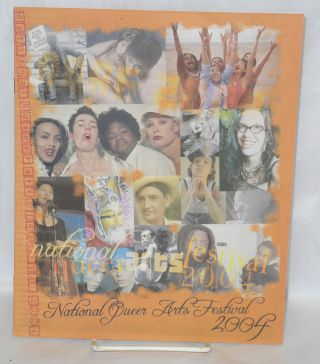 National Queer Arts Festival: June 2004