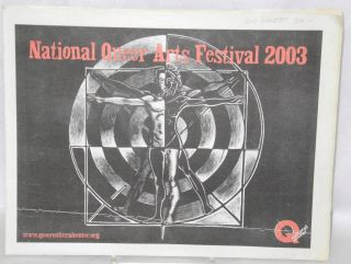National Queer Arts Festival: 2003