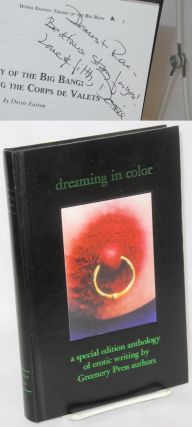 Dreaming in color: a special edition anthology of erotic writing by Greenery Press authors...