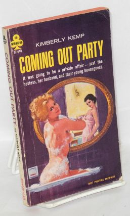 Coming out party. Kimberly Kemp, Paul Rader?, Gil Fox
