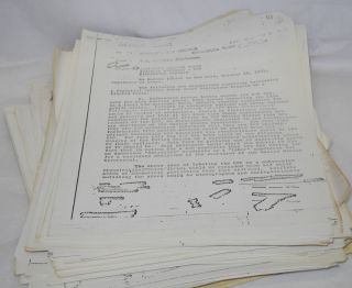 Redacted FBI documents on their harassment of the SWP along with documents related to the SWP's suit against the FBI
