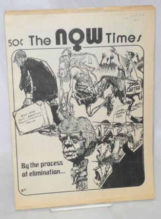 The NOW times: vol. 1, #6, November 1976