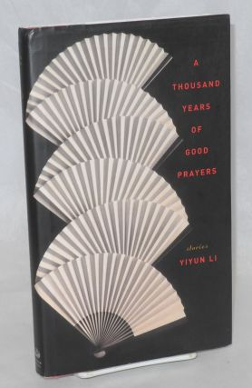 A Thousand Years of Good Prayers Stories