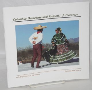Columbus Quincentennial Projects: a directory