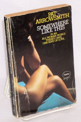 Somewhere like this. Pat Arrowsmith