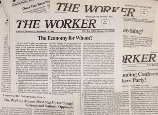 The Worker [11 issues]