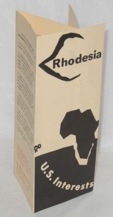 Rhodesia and US interests