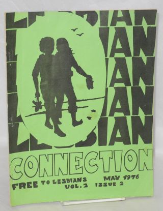 Lesbian Connection: vol. 2, #2, May 1976