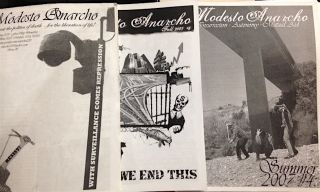 Modesto Anarcho [six issues]