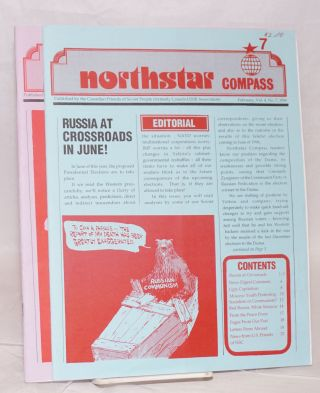 Northstar Compass. Vol. 4, nos. 5 and 7 (two issues)
